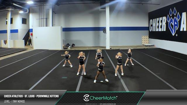 ENCORE Match-Cheer Athletics - St. Lo...