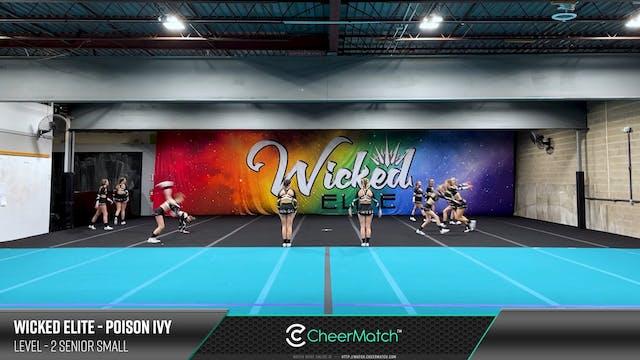ENCORE Match-Wicked Elite-POISON IVY-...