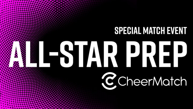 All Star PREP Match
