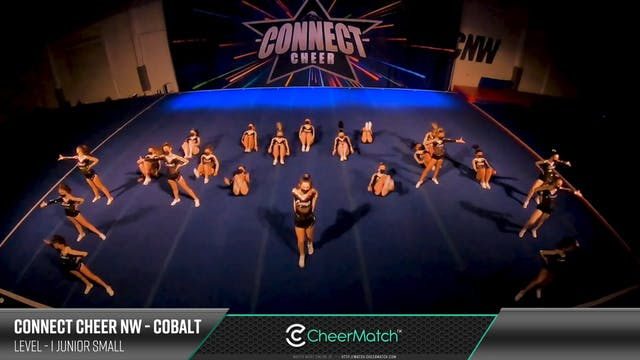 ENCORE Match-Connect Cheer NW-Cobalt-...