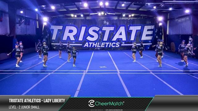 Match - 15-Tristate Athletics-Lady Liberty-2 Junior Small-09-10-56