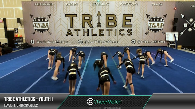 Match - 15-Tribe Athletics-Youth 1-1 Junior Small D2-04-56-31