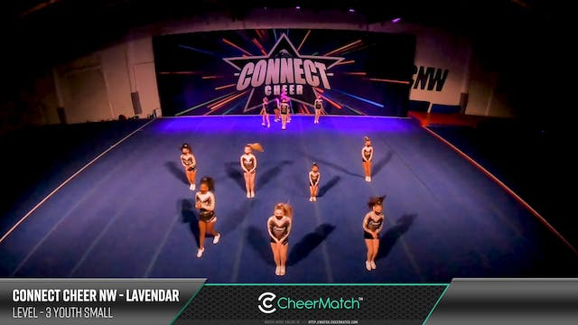 ENCORE Match-Connect Cheer NW-Lavende...