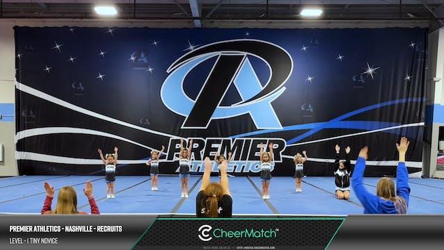 Premier Athletics - Nashville - Recru...