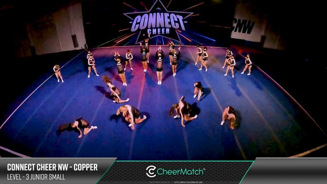 ENCORE Match-Connect Cheer NW-Copper-...