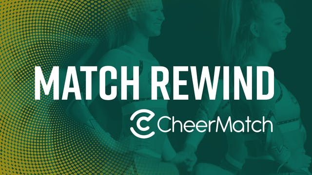 Match #13 REWIND - Studio B