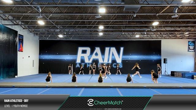Rain Athletics - Sky - L1 Youth Novice