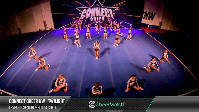 ENCORE Match-Connect Cheer NW-Twiligh...