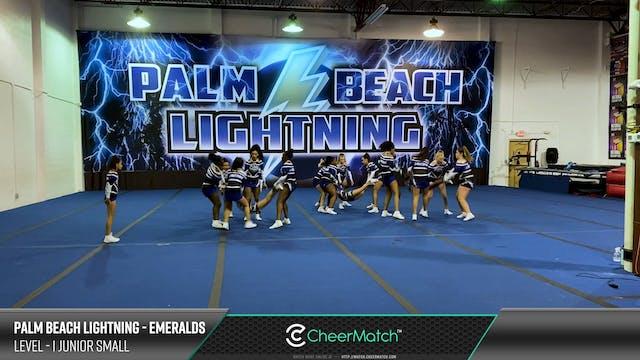 ENCORE Match-Palm Beach Lightning-Eme...