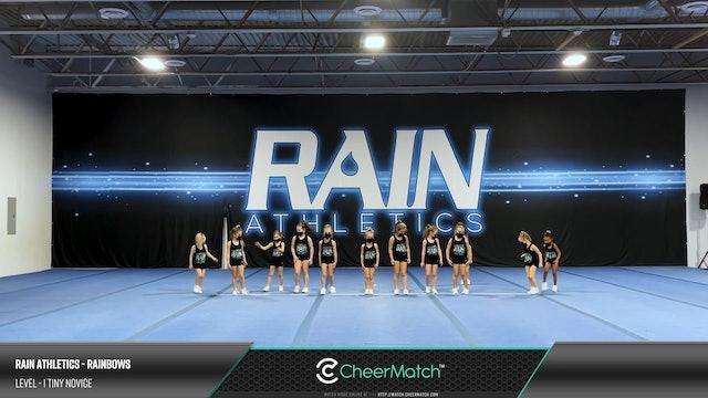 Rain Athletics - Rainbows - L1 Tiny Novice