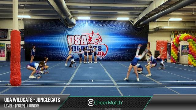 ENCORE Match-USA Wildcats-JungleCats-[PREP] 1.1 Junior-04-26-38