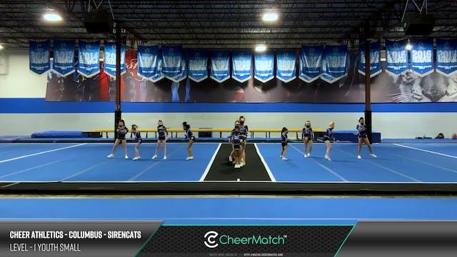 ENCORE Match-Cheer Athletics - Columb...