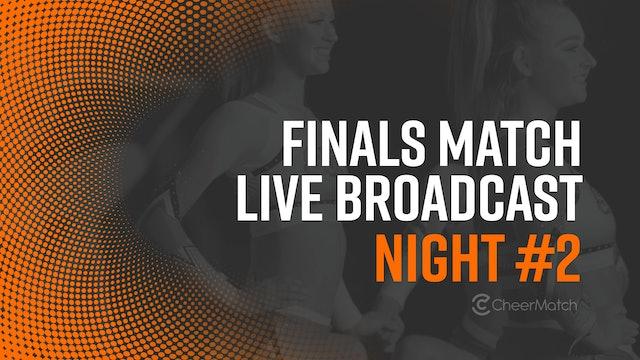 CheerMatch Finals - Night 2