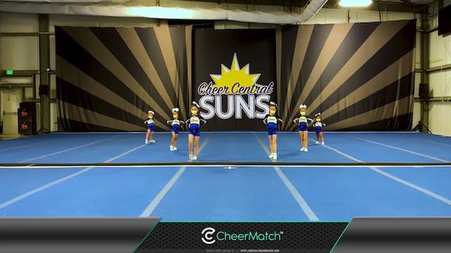 Cheer Central Suns - Tiny Peach - L1 ...
