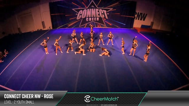 ENCORE Match-Connect Cheer NW-Rose-2 ...