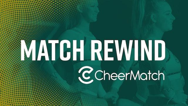 Match #15 REWIND - Studio A