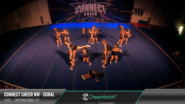 ENCORE Match-Connect Cheer NW-Coral-1...