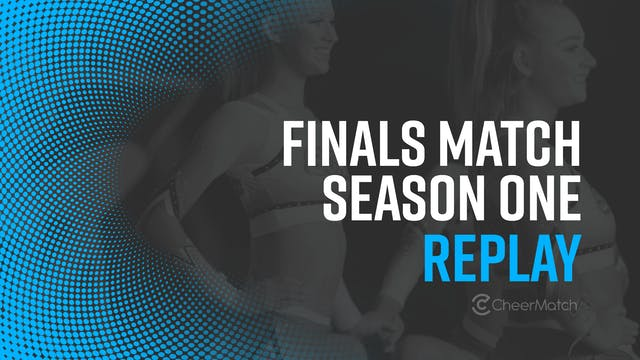 CheerMatch Season Finals