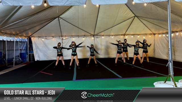 ENCORE Match-Gold Star All Stars-Jed1...