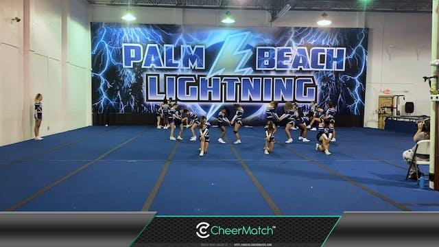 ENCORE Match-Palm Beach Lightning-Jad...