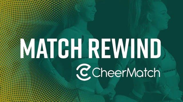 Match #9 REWIND - Studio C