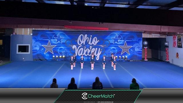 Ohio Valley All Stars - Tiny Bling - L1 Tiny Novice