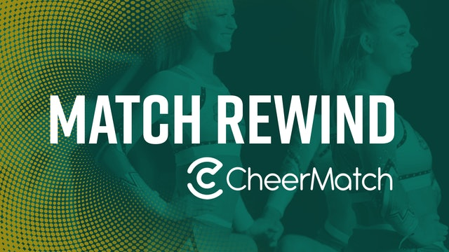 Match #6 REWIND - Studio B