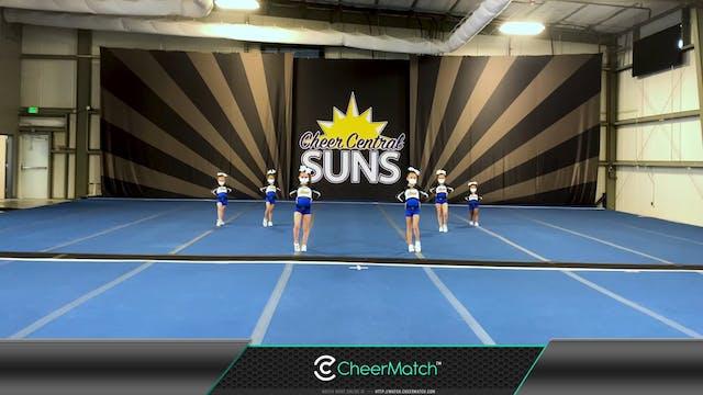 Cheer Central Suns Tiny Peach - IMG_2465