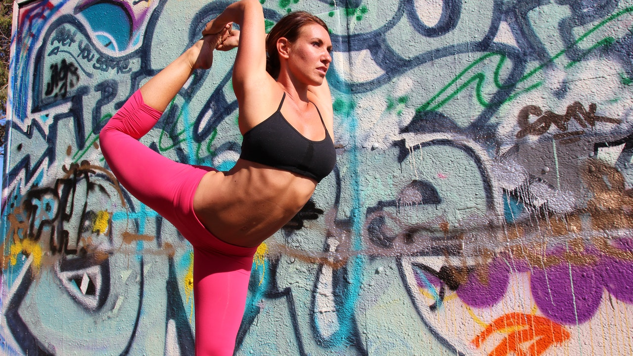 Power Flow & Restorative Yoga For Athletes bundle