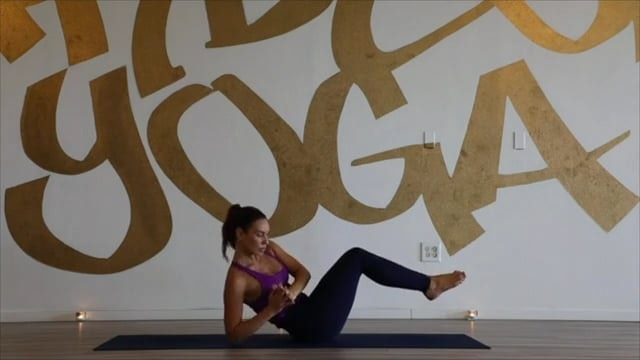 Hard Core Yoga Power Flow