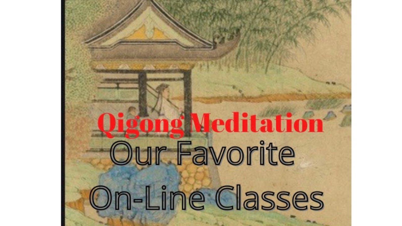 5-19-21 qigong meditation: Yin & Yang Integration