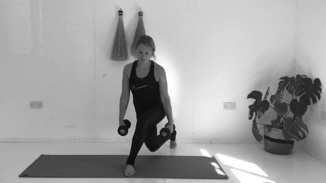 LOWER BODY WITH WEIGHTS