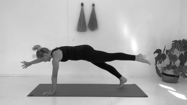 DYNAMIC PILATES- UPPER BODY FOCUS