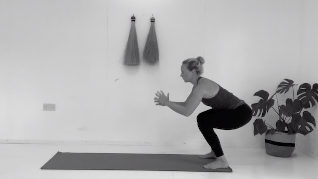 PILATES-INSPIRED HIIT WORKOUT