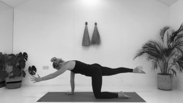 FULL BODY DYNAMIC PILATES