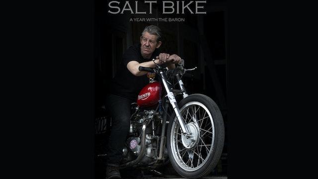 Salt Bike: a year wth the Baron (narrated by Ewan McGregor)