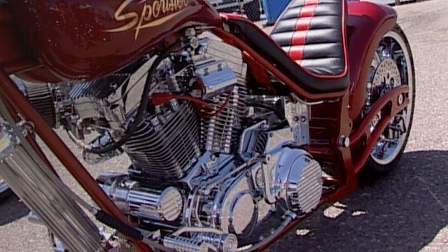 America's Greatest Motorcycles Rallies - 5 Movies