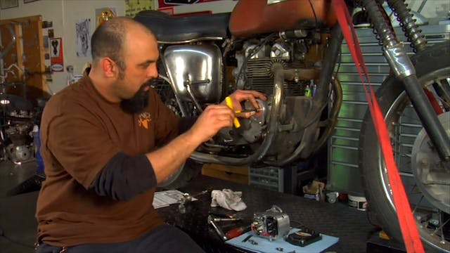 Triumph Rebuild and Maintenance Series (How to rebuild and