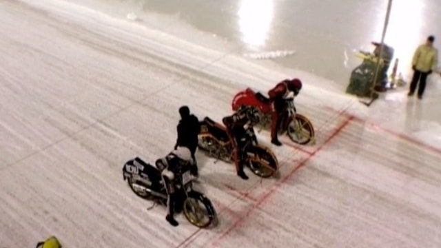 Icy Riders