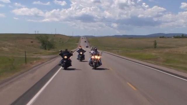 4 Million Motorcycles - Sturgis