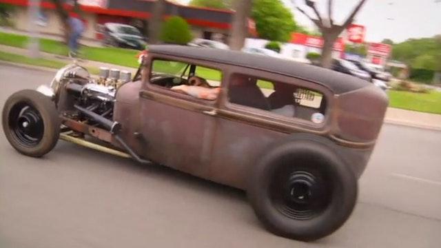 Jesse James Austin Speed Shop Vol 1