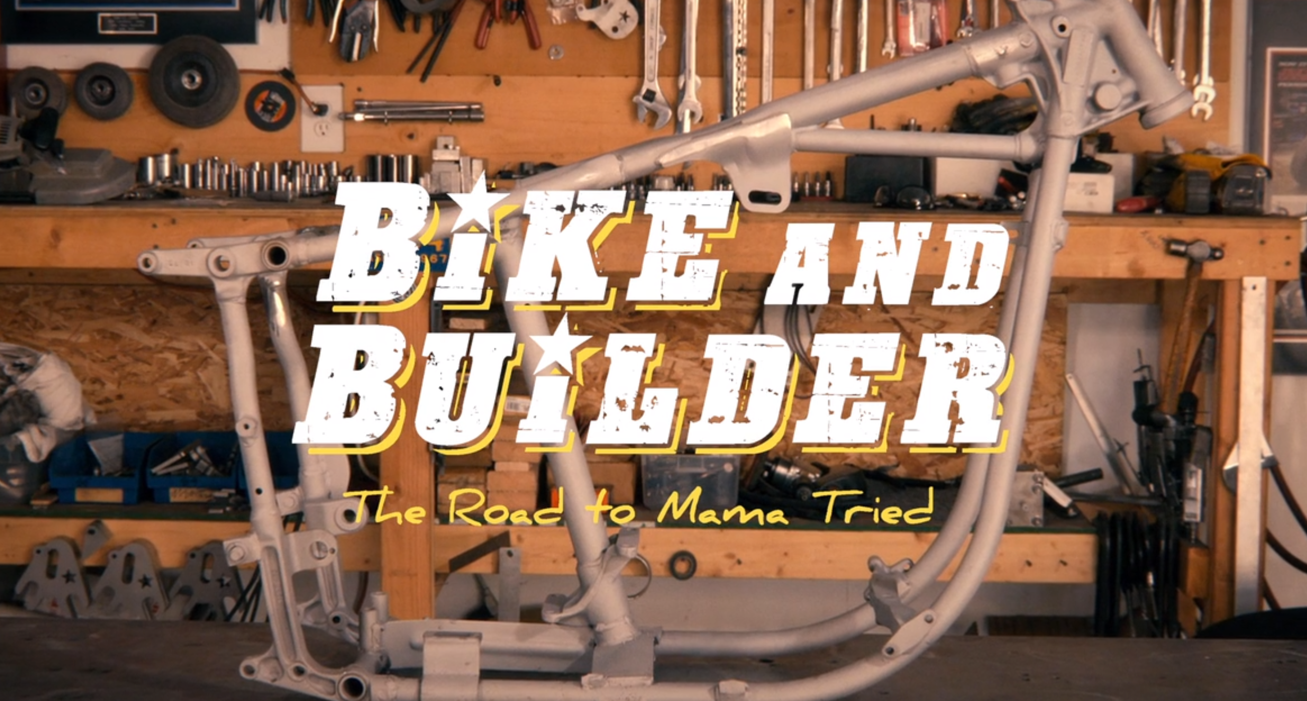 Bike and Builder: The Road to Mama Tried