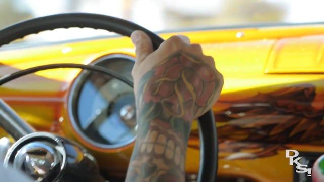 Heath Pinter DKS! BMX & Hot Rods