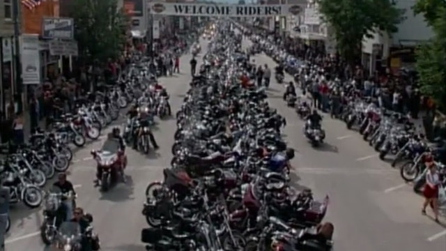 Best of America's Greatest Motorcycle Rallies (Uncensored)