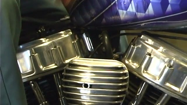 The harbortown bobber (motorcycle dvd)   choppertown motorcycle.