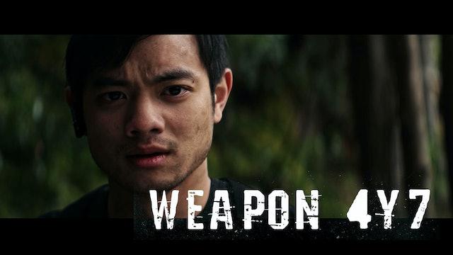 Weapon 4Y7
