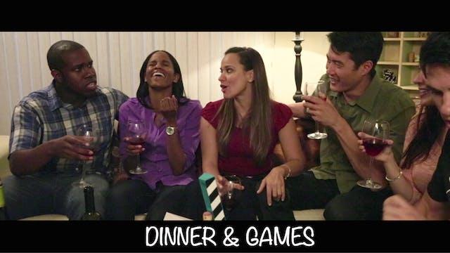 Dinner & Games