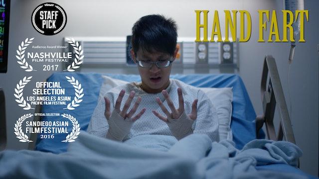 Hand Fart