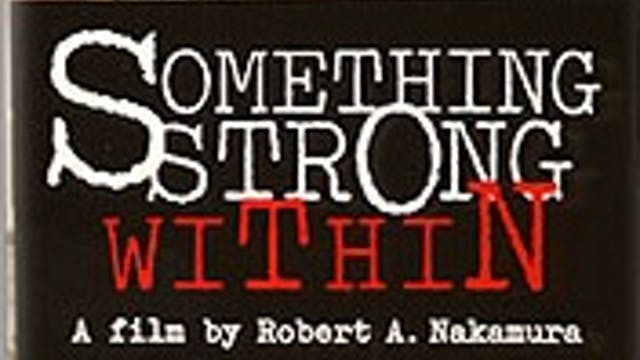 Something Strong Within
