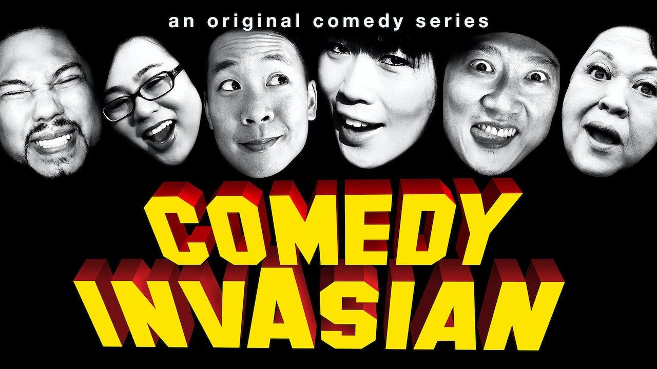 Comedy InvAsian